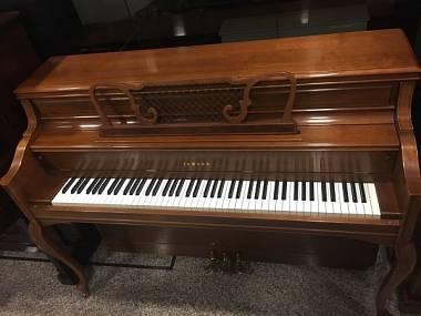 PIANOFORTE VERTICALE YAMAHA