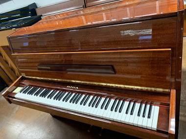 """PIANOFORTE VERTICALE USATO """"RIGA""""-"""