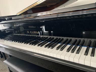 PIANOFORTE 3/4 CODA KAWAI- PIANOFORTE A CODA KAWAI KG5