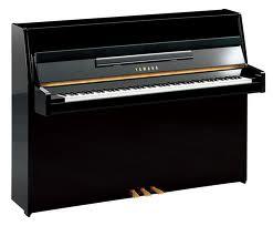 "PIANOFORTE VERTICALE ""YAMAHA B1″- SILENT"