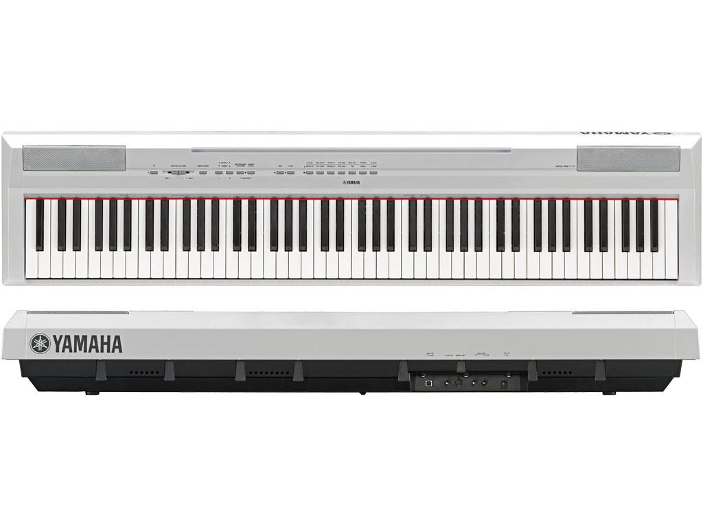 PIANOFORTE YAMAHA P-115(88 TASTI PESATI)PIANOFORTI VENEZIA/TREVISO/PADOVA