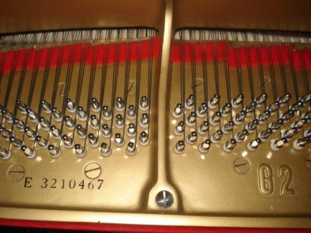"""""""YAMAHA"""" PIANOFORTE A  CODA G2- USATO-OCCASIONE!!"""