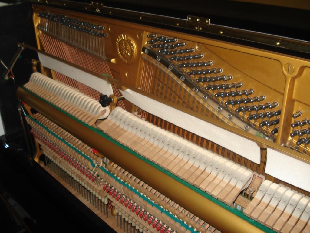 PIANOFORTE VERTICALE YAMAHA U3 USATO-RIGENERATO-RICONDIZIONATO- PIANOFORTI VENETO -PIANOFORTI ROMA- PIANOFORTI MILANO -
