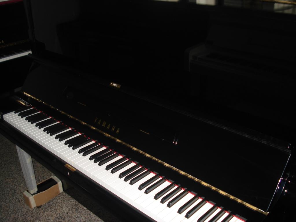 YAMAHA U3 (RIGENERATO-USATO)- PIANOFORTE YAMAHA U3 USATO OCCASIONE-PIANOFORTI VENEZIA -PIANOFORTI TREVISO -PIANOFORTI PADOVA - PIANOFORTI VERONA-