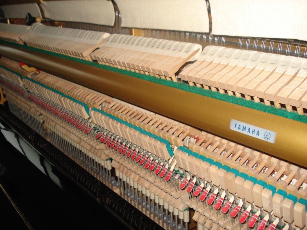 PIANOFORTE YAMAHA U3 USATO/OCCASIONE DA LONGATO PIANOFORTI