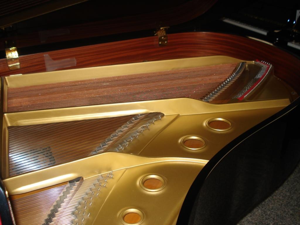 """PIANOFORTE A CODA """"YAMAHA- G2″- USATO- OCCASIONE!!!"""