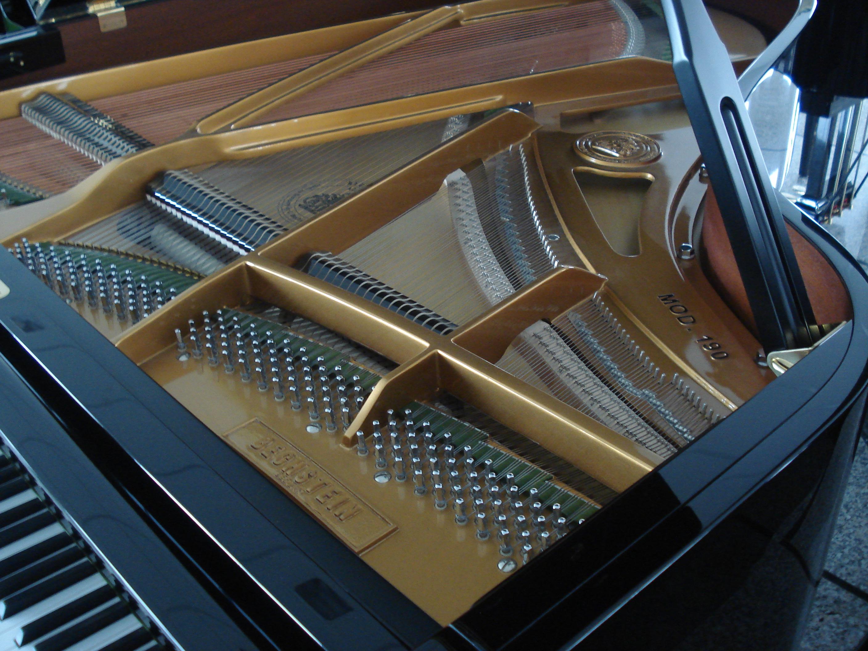 "BECHSTEIN ""A190″- Pianoforte a coda Tedesco-PIANOFORTI VENEZIA.TREVISO.PADOVA."