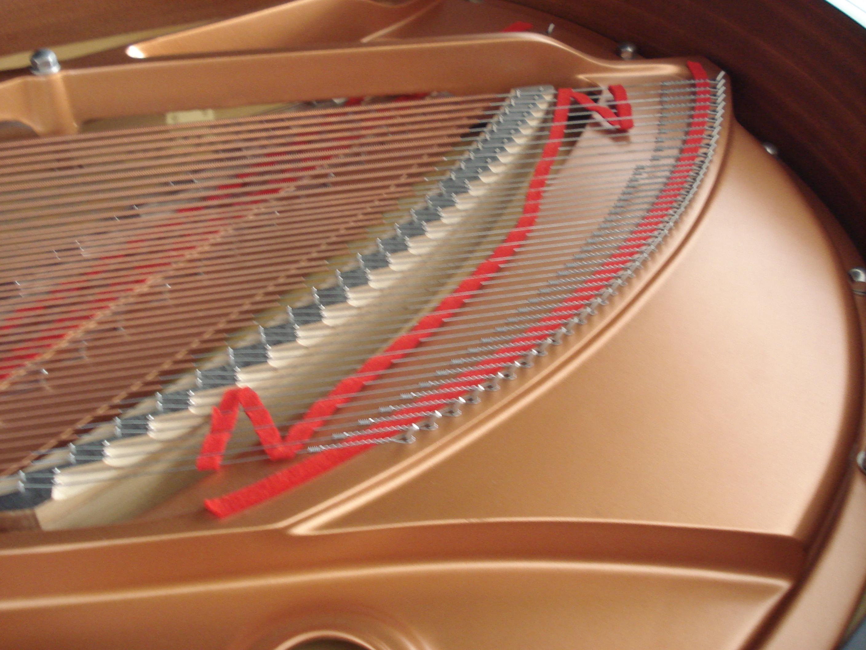 YAMAHA C5 M -PIANOFORTE A CODA IMPORTAZIONE GIAPPONE- NUOVISSIMO!!