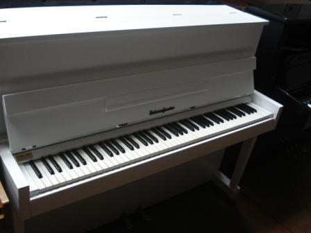 PIANOFORTE BIANCO-OCCASIONE!!