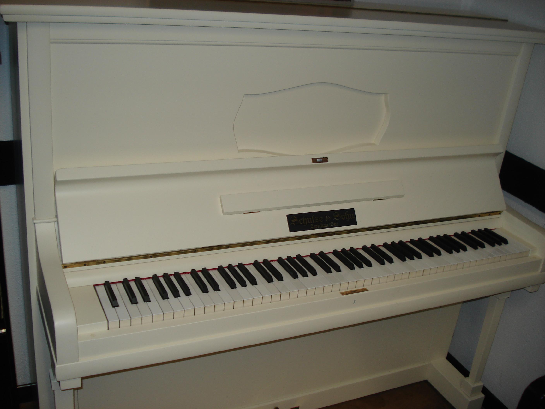 PIANOFORTE VERTICALE BIANCO- OCCASIONE!!!!!