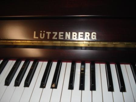 "PIANOFORTE TEDESCO ""LUTZENBERG""-OCCASIONISSIMA!!!!"