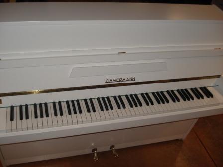 PIANOFORTE BIANCO