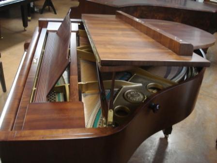 "PIANOFORTE ""ROSLER"" – CODINO USATO TEDESCO"