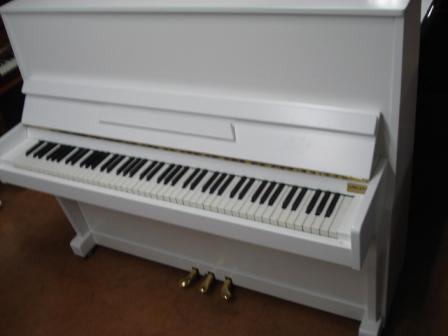 PIANOFORTE VERTICALE BIANCO OCCASIONE!!