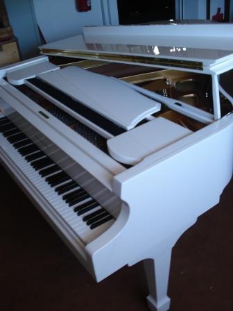 PIANOFORTE 1/4 CODA BIANCO- NUOVO!!