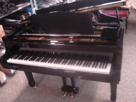"""YAMAHA C3- PIANOFORTE A CODA """"USATO"""" OCCASIONE!!"""
