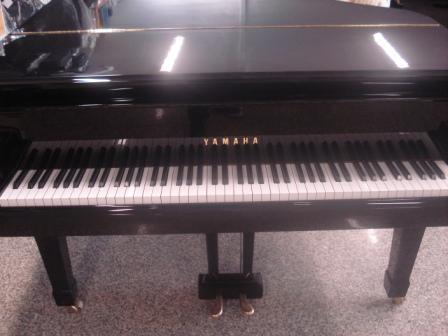 yamaha c3 pianoforte a coda usato occasione pianostore. Black Bedroom Furniture Sets. Home Design Ideas