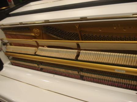 "Pianoforte ""YAMAHA U1-BIANCO"" Silent- PIANOFORTI SILENT USATI- PIANOFORTI YAMAHA SILENT OCCASIONE- PIANOFORTI CON CUFFIE -PIANOFORTI SILENT ROMA- PIANOFORTI SILENT BARI- PIANOFORTI SILENT MILANO- PIANOFORTI SILENT OCCASIONE TREVISO E VENEZIA- PIANOFORTI SILENZIATI USATI-"