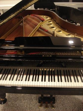 PIANOFORTE A CODA YAMAHA C7-USATO- OCCASIONE!!!