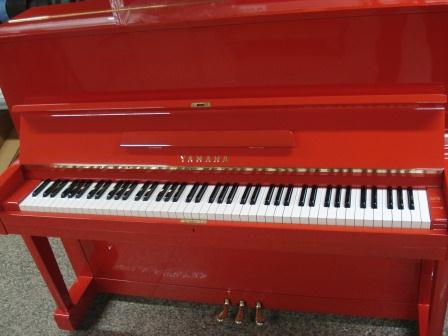 PIANOFORTE VERTICALE YAMAHA U1-
