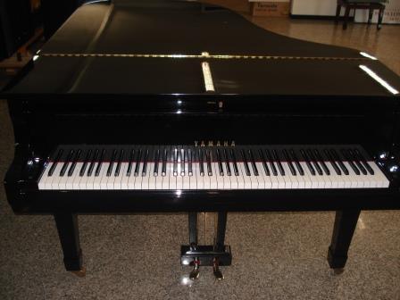 """Pianoforte a coda """"Yamaha G3″-Usato-Occasione-Perfetto!!"""