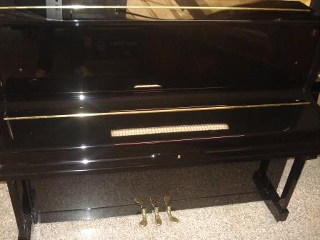 """""""Schulze Pollmann"""" Pianoforte Nuovo- SP 114- Nero Lucido!!!"""