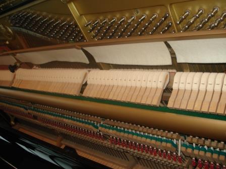 """YAMAHA """"U3-U30-U30A""""- PIANOFORTE VERTICALE-SEMINUOVO!!"""