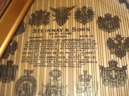"""""""STEINWAY & SONS""""-PIANOFORTE A CODA -USATO OCCASIONE!!"""