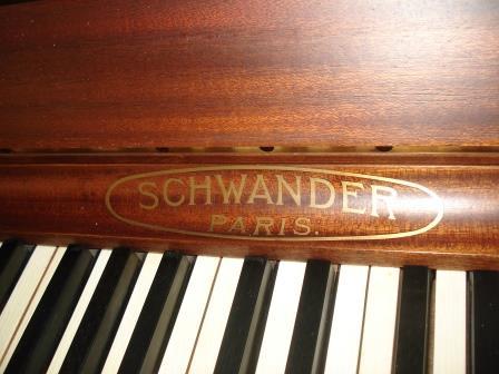 PIANOFORTE FRANCESE