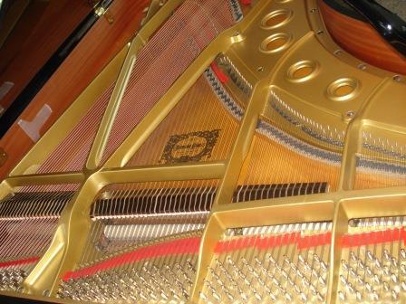 YAMAHA C-5(PIANOFORTE A CODA)-OCCASIONE/USATO/SEMINUOVO!!