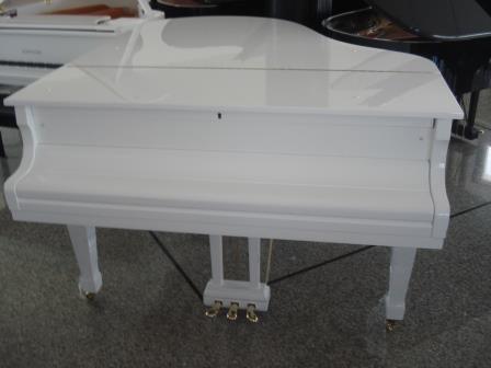 KAWAI KG3/RX3 (PIANOFORTE A CODA BIANCO LACCATO/LUCIDO)