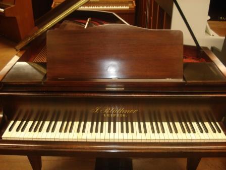"""""""BLUTHNER"""" -PIANOFORTE 3/4 CODA TEDESCO-USATO-OCCASIONE."""