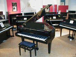 "PIANOFORTE A CODA ""KAWAI GM-10 K ""- CODINO-OFFERTA!!!"