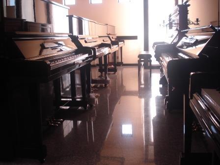 PIANOFORTI SCHULZ POLLMANN DA LONGATO PIANOFORTI