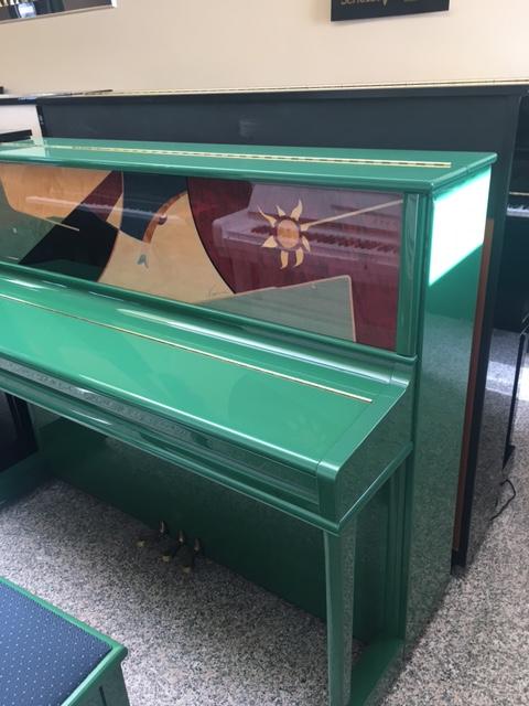 """PIANOFORTE VERTICALE """"SAMICK"""" CON MECCANICA TEDESCA- SERIE LIMITATA DIPINTO A MANO- PIANOFORTI USATI IN VENETO-IMPORTATORI PIANOFORTI E VENDITA AL DETTAGLIO""""LONGATO PIANOFORTI""""- CENTRO INGROSSO PIANOFORTI VERTICALI E CODE DA LONGATO PIANOFORTI- OFFERTE DI PIANOFORTI DA """"LONGATO PIANOFORTI"""" A NOVENTA DI PIAVE(VE)- PIANOFORTI OCCASIONE DA LONGATO PIANOFORTI-"""