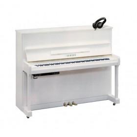 PIANOFORTE YAMAHA B3 BIANCO-SILENT