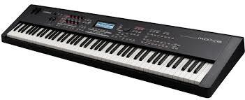 YAMAHA MOX8 SINTETIZZATORE PROFESSIONALE- PIANOFORTI DIGITALI YAMAHA OCCASIONE DA