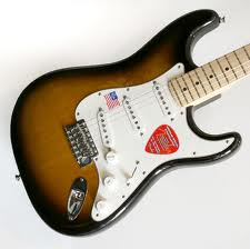 FENDER STRATOCASTER AMERICAN SPECIAL